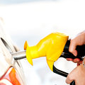 Self service FUEL Pump Stock Images