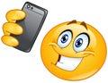 Selfie emoticon