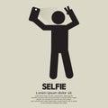 Selfie People Sign