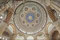 Selimiye Dome Royalty Free Stock Photo