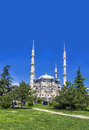 Selimiye Mosque, Edirne, Turkey Royalty Free Stock Photo