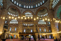 The Selimiye Mosque in Edirne, Turkey Royalty Free Stock Photo