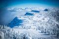 Selkirk Mountain Range