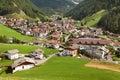 Selva Val Gardena Or Wolkenste...