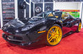 Sema car show las vegas nov sport at the in las vegas navada on november the is the premier automotive specialty Stock Image