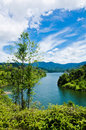 Semenyih Lake Royalty Free Stock Photography
