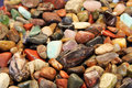 Semi Precious Stones Royalty Free Stock Photography