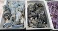Semi precious stones Royalty Free Stock Photo