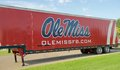 Ole Miss Trailer Royalty Free Stock Photo