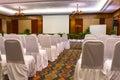 Seminar Room Royalty Free Stock Photo