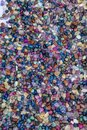 Semiprecious stones for sale in Colombia Royalty Free Stock Photo