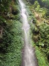 Semirang watterfall water on nature Stock Images
