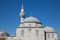 Semsi Pasa Halk Kutuphanesi mosque in Istanbul Royalty Free Stock Photo