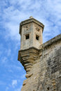Senglea tower Royalty Free Stock Image