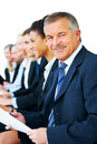 Senior business executive Stock Images