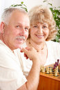 Senior couple Royalty Free Stock Image