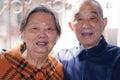 Senior couple Royalty Free Stock Photo