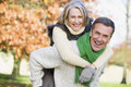 Senior man and woman Royalty Free Stock Photo