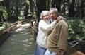 Senior Retired Royalty Free Stock Photo