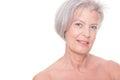 Senior woman Royalty Free Stock Photography
