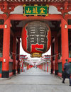 Sensoji Temple Royalty Free Stock Image