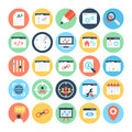 SEO and Marketing Vector Icons 3