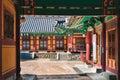 Seokguram grotto traditional korean architecture at in gyeongju south korea Royalty Free Stock Image