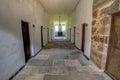 Separate prison in port arthur tasmania corridors of the at historic site tasman peninsula australia the site unesco heritage is Stock Images