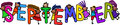 September Kids Royalty Free Stock Photo