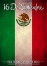 Septembra 16 mexičan nezávislosť španielčina