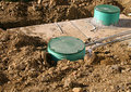 Septic System Stock Images