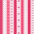 Ser pink lace. Royalty Free Stock Photos