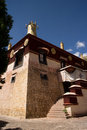 Sera monastery the view of one of the biggest temple of tibet Stock Photo