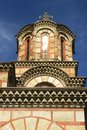 Serbia, Belgrad, saint Mark Church Tower Stock Image