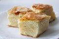 Serbian layered cheese pie gibanica