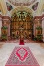 Serbian orthodox monastery in Graboc Hungary. Royalty Free Stock Photo