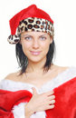 Serene Santa Claus Royalty Free Stock Photo