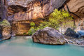 Serenity of the Narrows Royalty Free Stock Photo