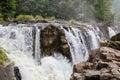 Series of Waterfalls Royalty Free Stock Photo
