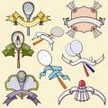 Seriesportmall Royaltyfri Fotografi