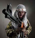 Serious middle eastern man Royalty Free Stock Photography