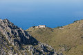 Serra de Tramuntana - mountains on Mallorca Stock Photo