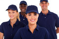 Service industry staff Stock Images