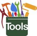 Service tools logo