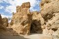 Sesriem canyon, Namibia Royalty Free Stock Photo
