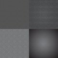 Set background shiny silver with place for your text Stock Photography