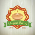 Set of Bakery Original Logos Vintage Retro