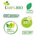 Set of bio elements