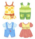 Set of clothes for kids