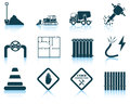 Set of construction icon Royalty Free Stock Photo